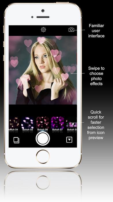Fotocam Bokeh Pro Screenshots