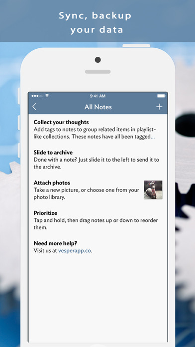 Task HD for Daily Notes and To-Do Lists Apps for iPhone/iPad screenshot