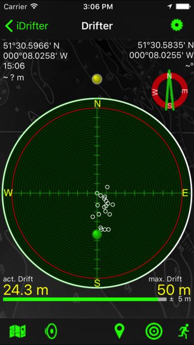 iDrifter iPhone Screenshot 2