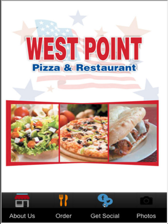 App shopper west point pizza food drink for Amante italian cuisine deerfield beach