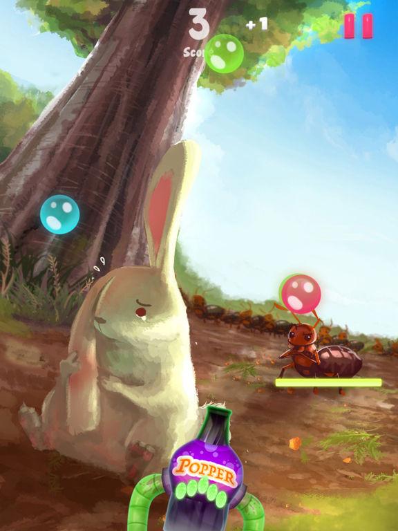 White Rabbit Bottle Pop screenshot 4
