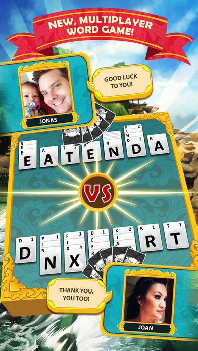 BaliFied - Word Game of the Gods Screenshot