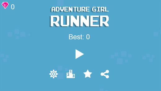 Adventure Girl Runner Pro Screenshots