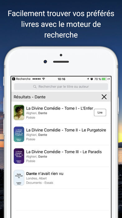 download EBook Libre - lire millions livers en français apps 3