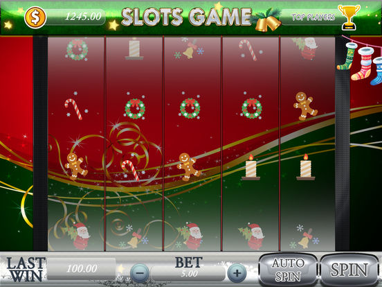 Lucky Xmas Slot Machine - Play Online for Free or Real Money