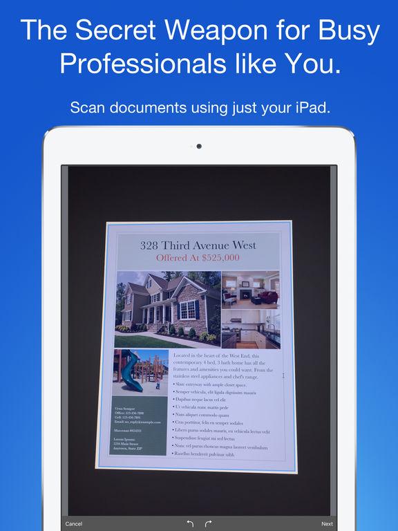 scan to pdf app free