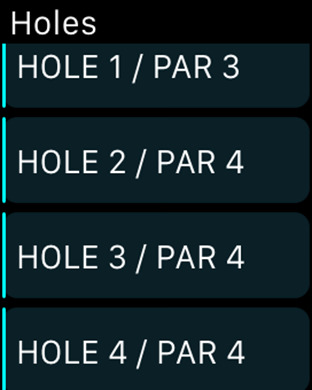 Free Golf GPS Range Finder iPhone Screenshot 7