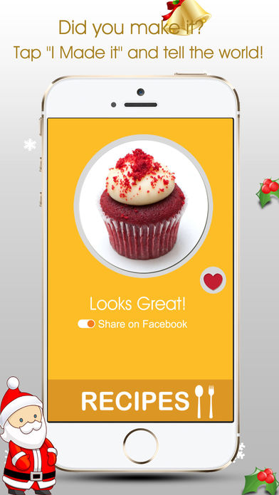Tasti Recipes Videos Apps free for iPhone/iPad screenshot