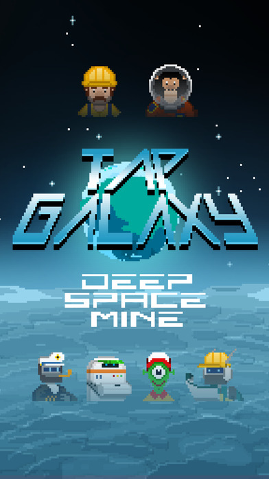 Tap Galaxy – Deep Space Mine Screenshot