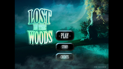 Lost In The Woods - Adventure Game Screenshots