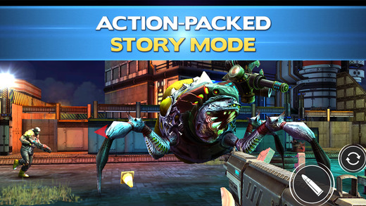 Strike Back: Elite Force - FPS Zombie Shooter Game Screenshot