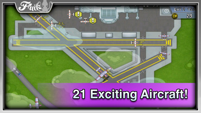 Airport Madness Challenge Lite screenshot