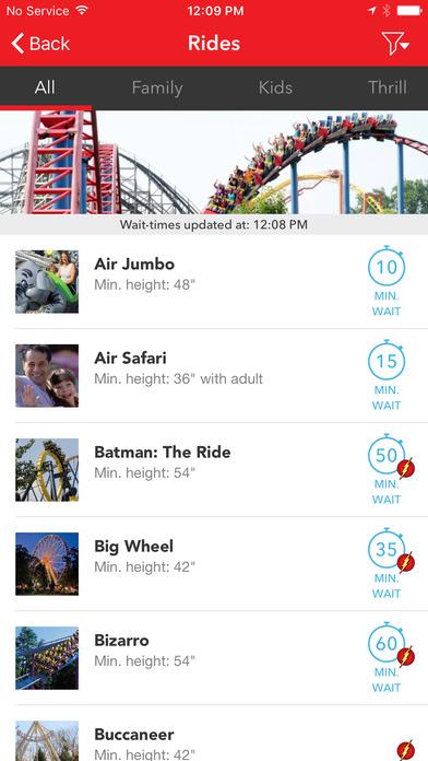 Six Flags screenshot 3
