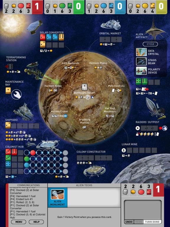 App Shopper Alien Frontiers Ks Edition Games