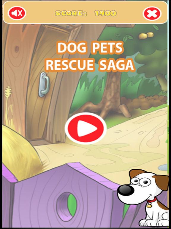 dog pets rescue saga screenshot 3