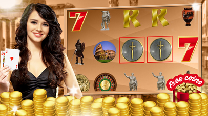Screenshot 3 Roman Empire Slot Casino