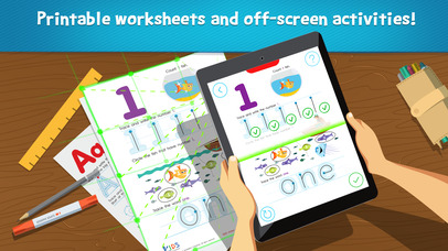 Kids Academy - preschool learning kids games app image
