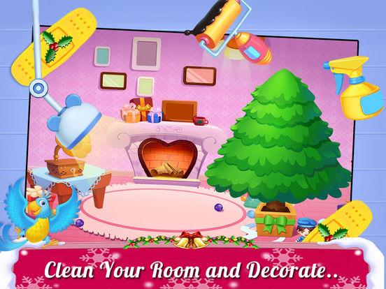 Snowy Home Decoration Pro screenshot 8