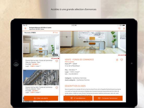 AgoraBiz iPad Screenshot 3