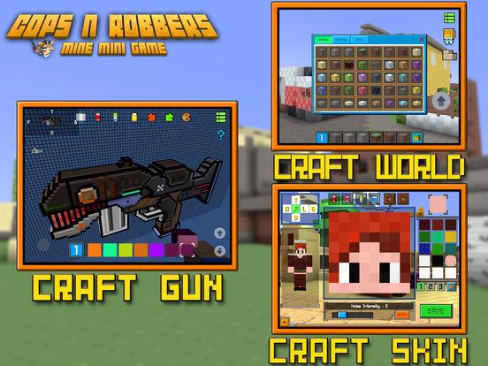 Cops N Robbers (FPS) - Prison Survival Multiplayer Screenshots