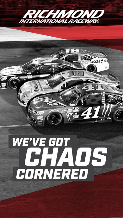 Richmond International Raceway On The App Store