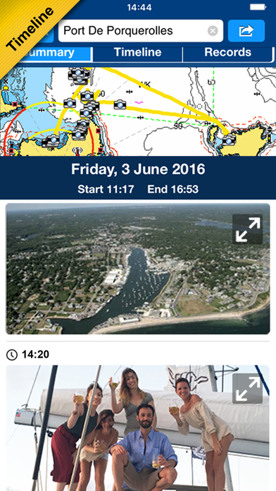 Boating USA app image