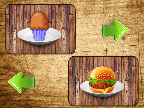 Kids Burger & Cupcake Mania screenshot 7
