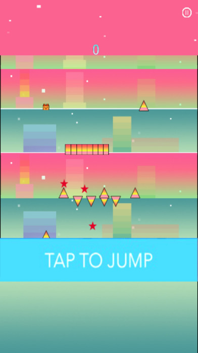 Little Fox Jumpy Challenge screenshot