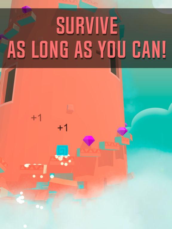 Falling Tower screenshot 7