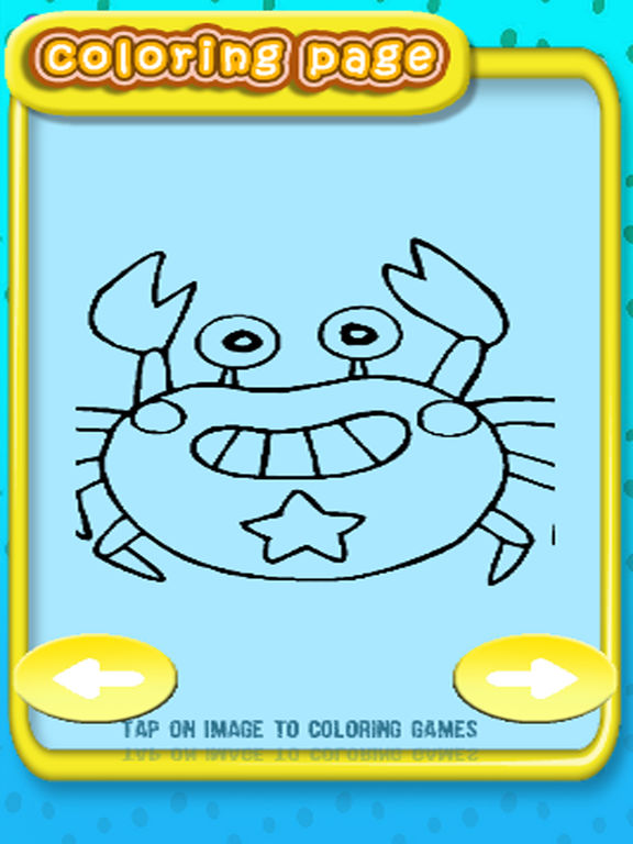 App Shopper Free Coloring Red Crab Game For Children Games