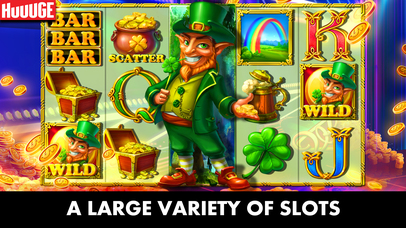 Screenshots of Slots - Huuuge Casino: Free Slot Machines for iPhone