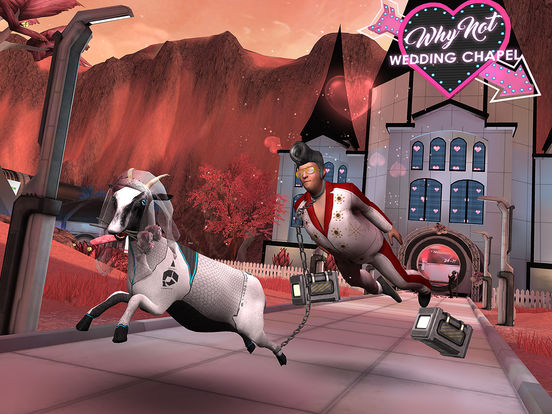 Goat Simulator Waste of Space Screenshots