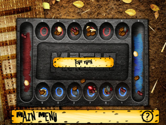 Mancala Kalah Free iPad Screenshot 2