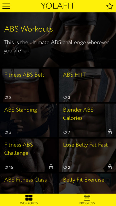 Abdominal Trainer Belly Workout: Six Pack ABS Plan Apps free for iPhone/iPad screenshot