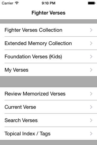 Fighter Verses: memorize Bible screenshot 3