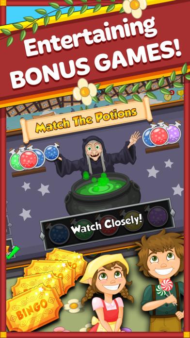 Screenshot 5 Bingo Story: Fairy Tale Casino Board Game + Puzzle