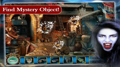 Hidden Object: The Haunted Illusions PRO screenshot 2