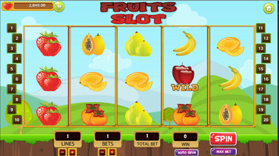 Screenshot 4 Fruits Slot Machine Jackpot
