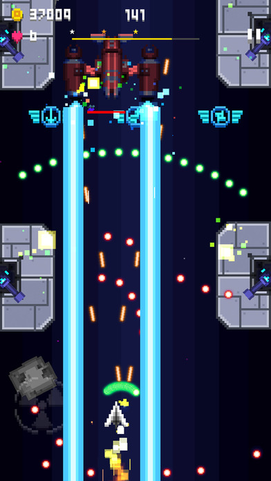Pixel Craft - Space Shooter screenshot 2
