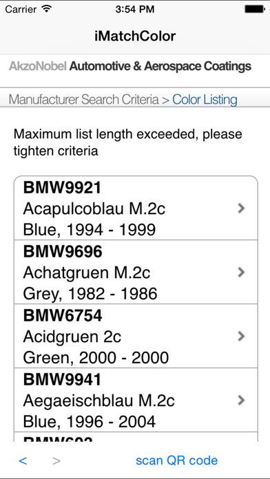 iMatchColor iPhone Screenshot 4