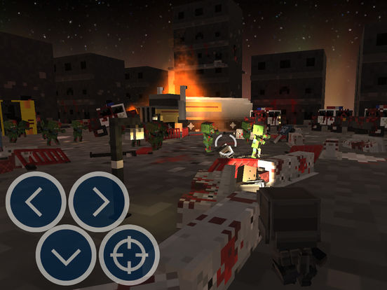 Zombie Survival Experiment Day PRO screenshot 7