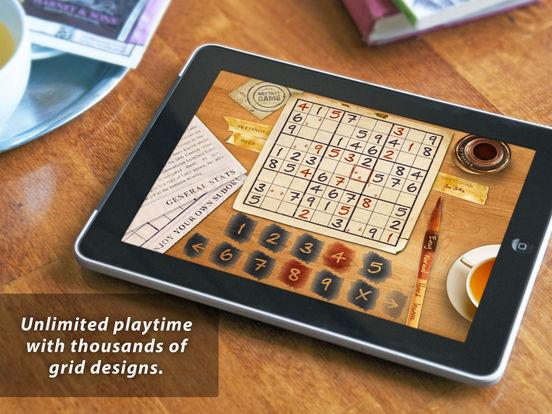 Sudoku HD for iPad iPad Screenshot 1
