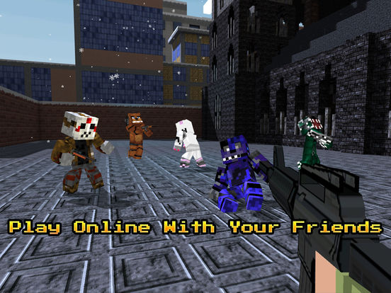 Fear Battle - Souls of the Dark Death MultiPlayer Screenshots