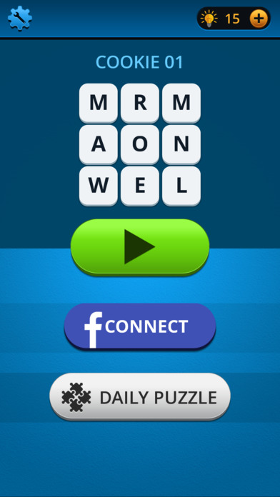 WordMega - Word Puzzle Game screenshot 5