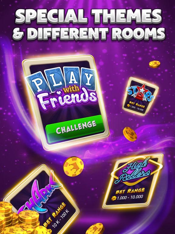 Gin Rummy Plus - Multiplayer Online Card Gamescreeshot 5