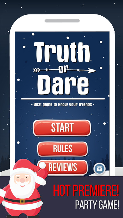 Truth or Dare: Party Screenshots