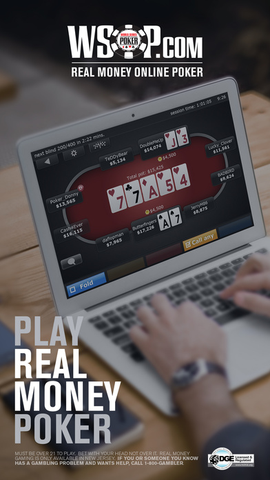 online poker real money app