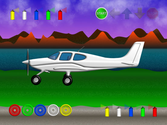 Happy Airplane by Horse Reader screenshot 4
