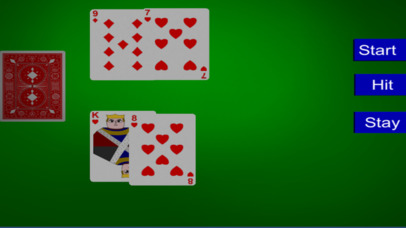 Screenshot 1 Play BlackJack 21 Tournament