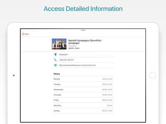 Prague 2Go iPad Screenshot 2